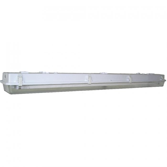 CBM Electronic Fluorescent Lighting - 8' w/6 Lamps