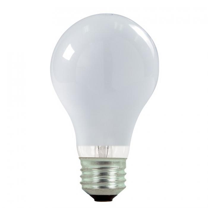 72W A19 Medium Base Halogen Bulb