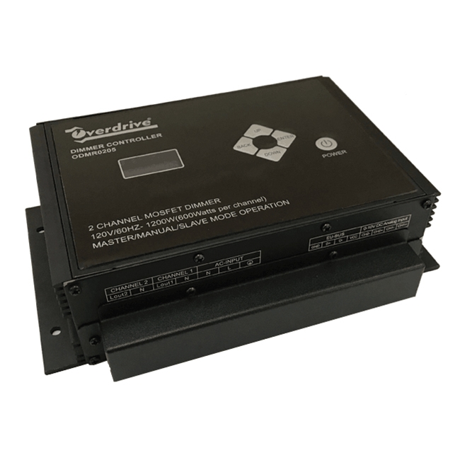 Overdrive Dimmable LED Controller