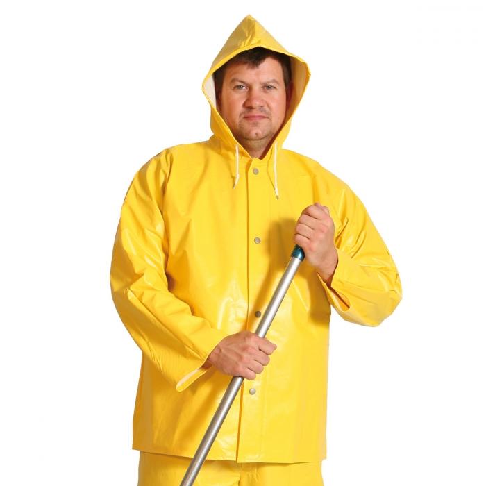 Tingley Lined Rain Gear - Hooded Jacket