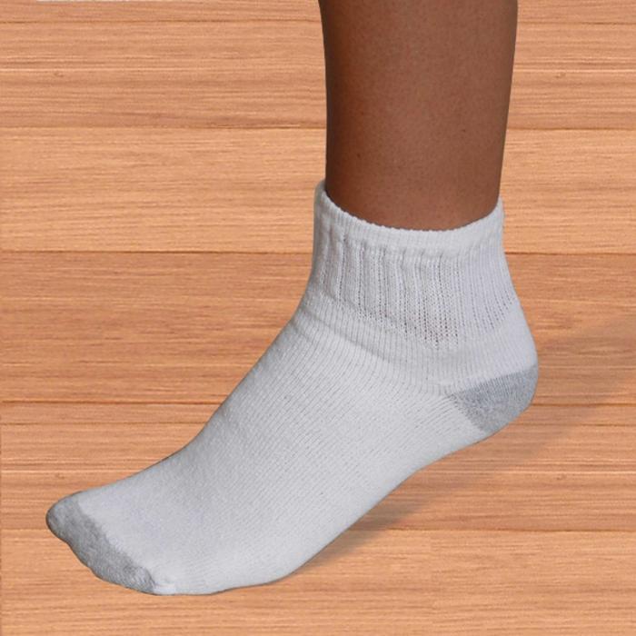 Fruit of the Loom Ladies Low Cut Ankle Sock