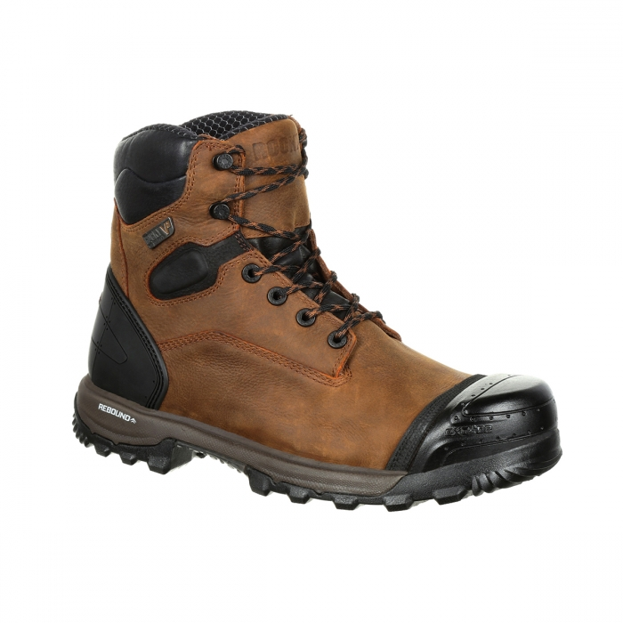 Rocky Composite XO-Toe Waterproof Work Boot