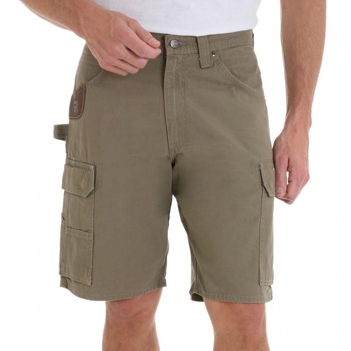RIGGS WORKWEAR® by Wrangler® Ripstop Ranger Shorts