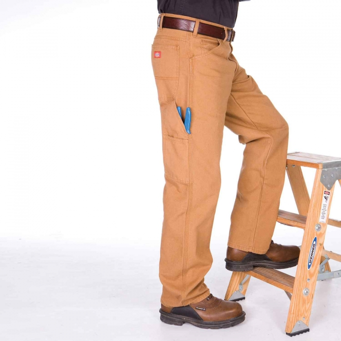 Dickies Relaxed Fit Duck Utility Jeans