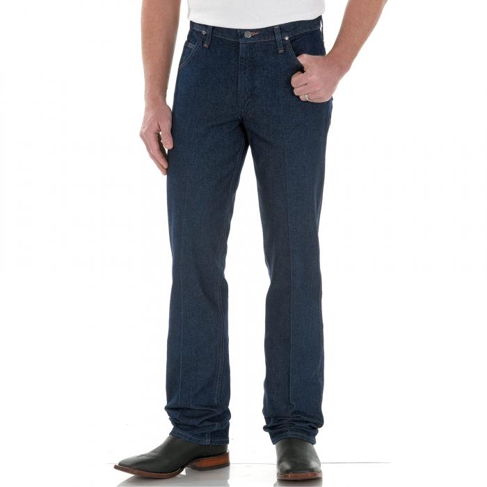 Wrangler Premium Performance Cowboy Cut Jeans Front View