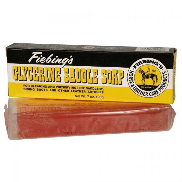 Fiebing Glycerine Saddle Soap Bar