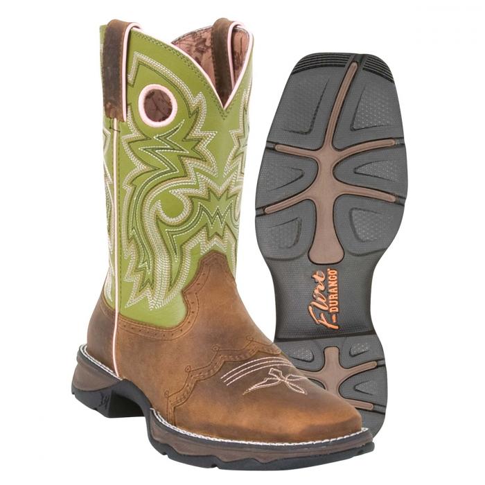 Durango® Women's Flirt Meadow n' Lace Boot