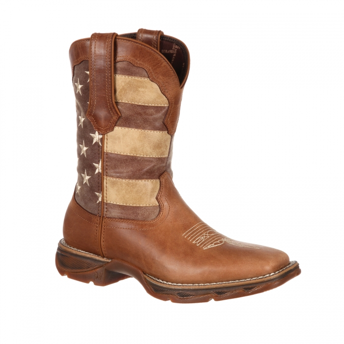 Lady Rebel by Durango® Faded Flag Boot