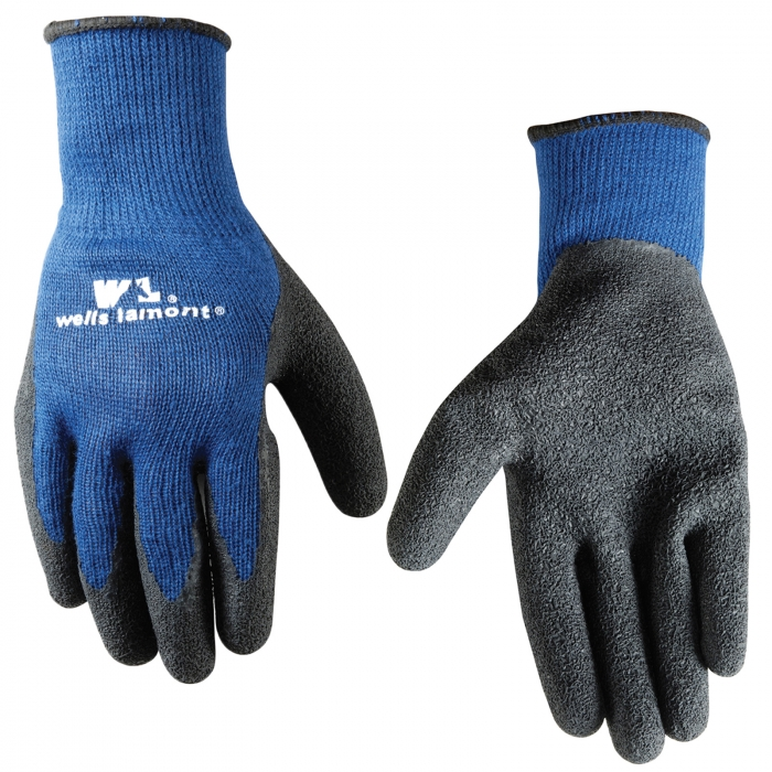 Wells Lamont® Latex Palm Dipped Gloves