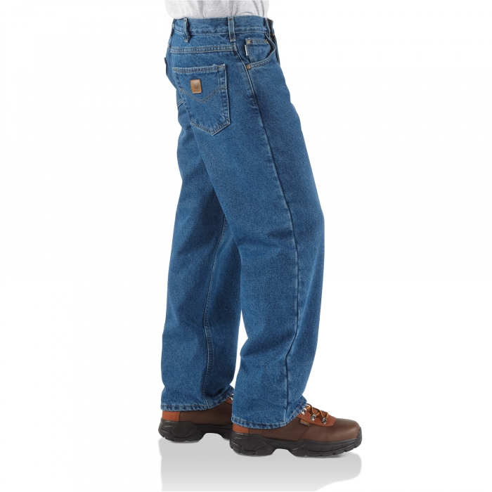 Carhartt® Flannel Lined Jeans