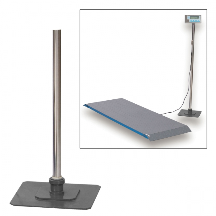 Salter Brecknell 36 inch Floor Stand for PS500/1000/2000/3000