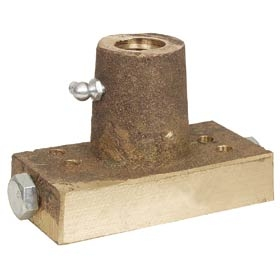 Hired Hand Brass Load Nut