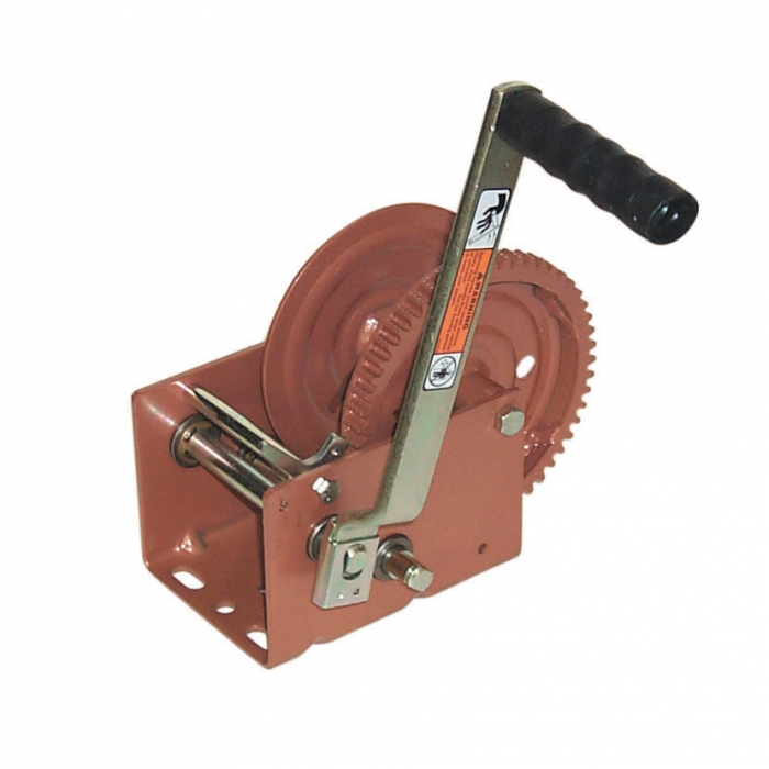Standard Winches - 2,000 lb. Load Capacity