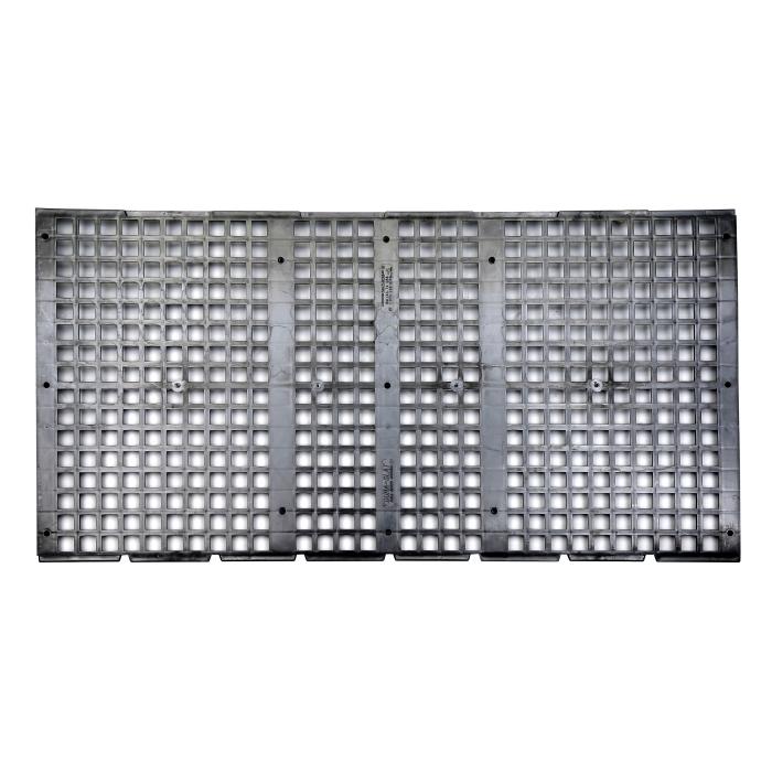 DURA-SLAT Poultry Flooring - 24 inch x 48 inch - Black