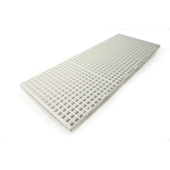 DURA-SLAT Poultry Flooring - 24 inch x 60 inch White