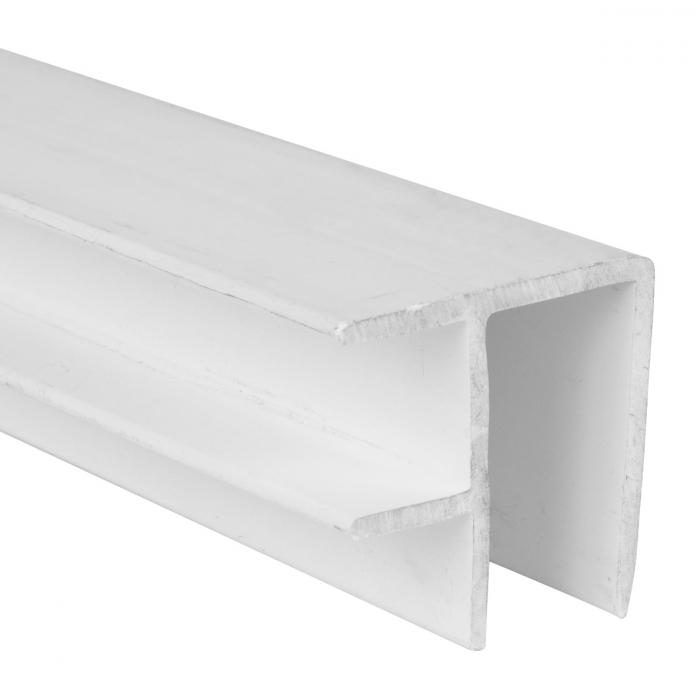 PVC Corner Channel - 7/8