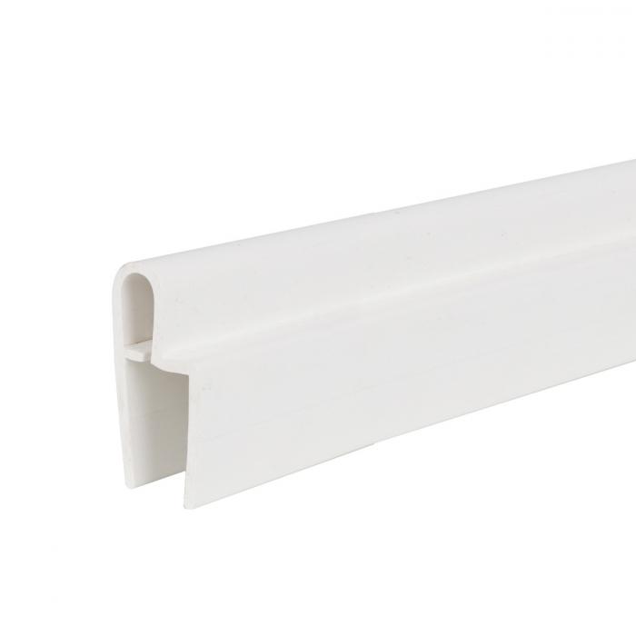 PVC Drop Rod End Cap - 7/8