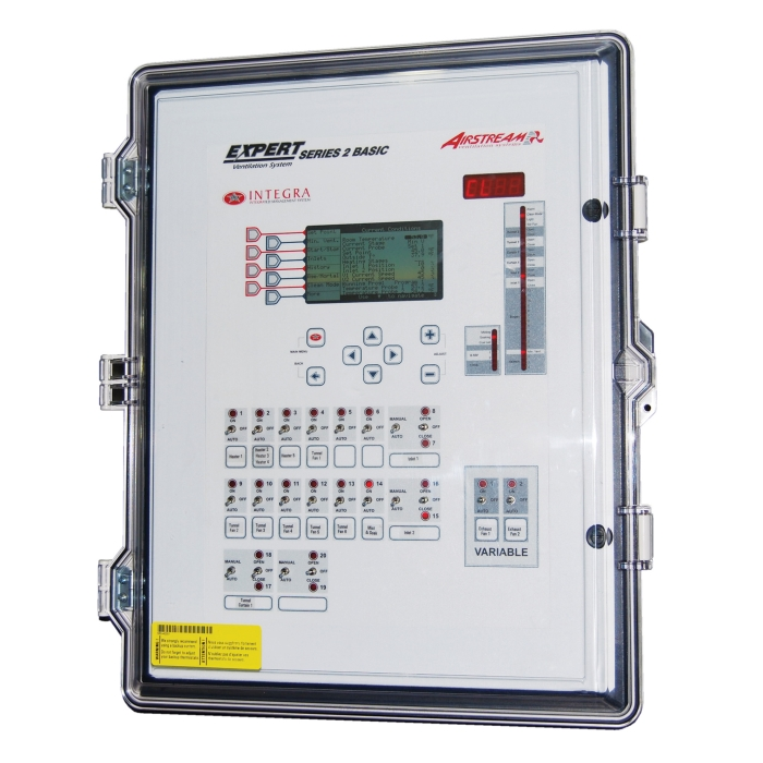 Expert Series II Ventilation Control
