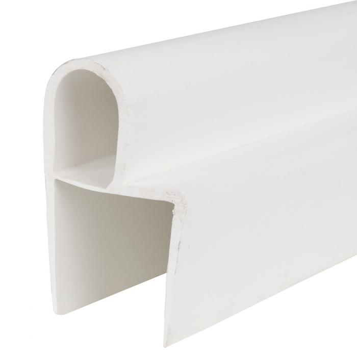 PVC Drop Rod End Cap - 2