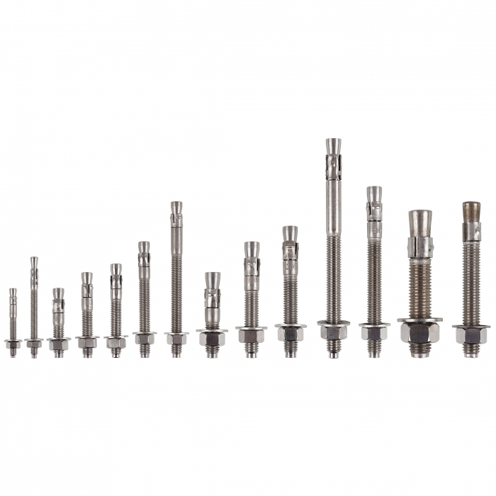 Stainless Steel Anchor Bolts - Group View 1