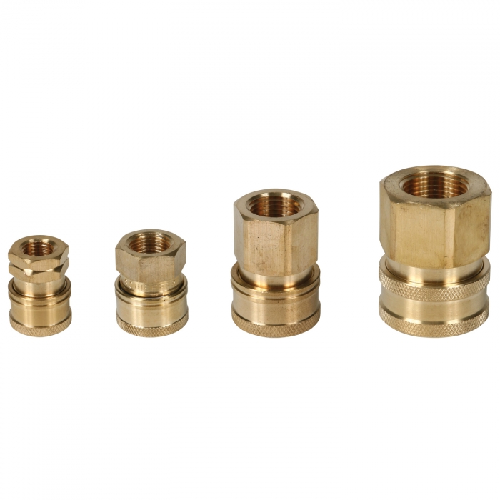 Brass Sockets Female Thread