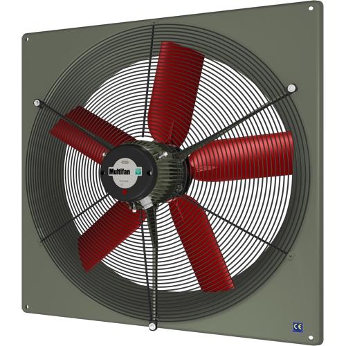 10 inch Multifan Panel Fan - 240 Volt (Model 4E25)