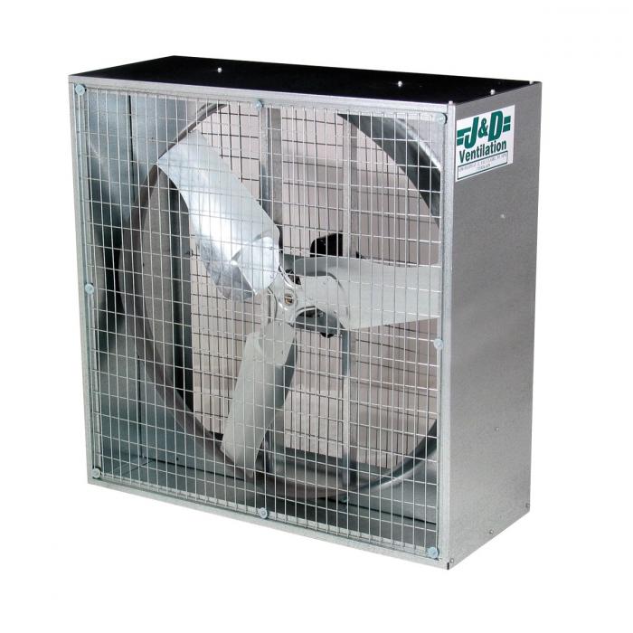 Whirl-Wind Box Fan
