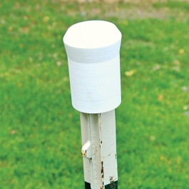 Stake-Safe T-Post Safety Cap