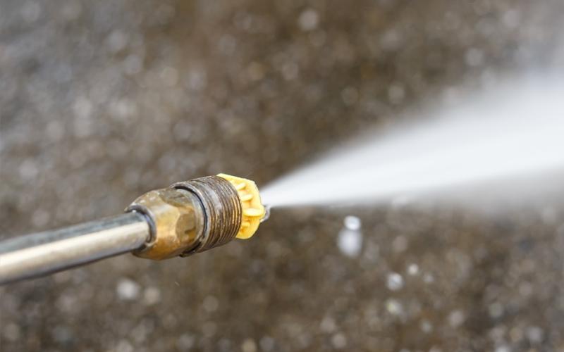 Pressure Washer Nozzle Sizings