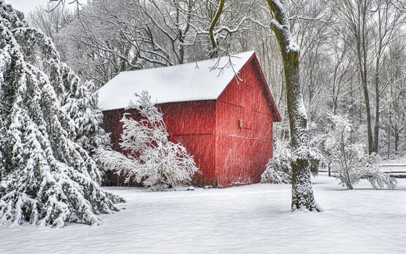 Winterizing Your Barns