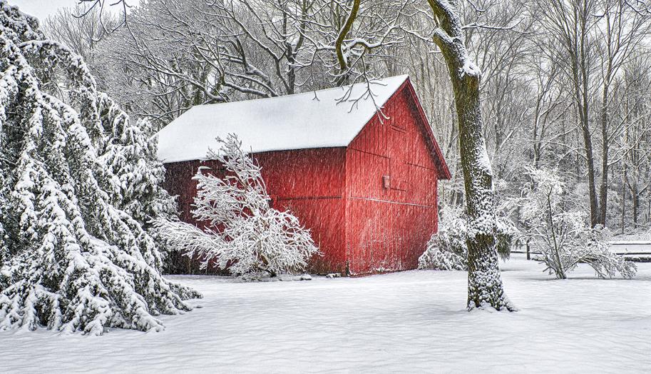 Winterizing Your Barns